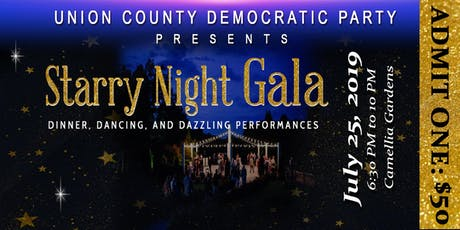 Starry Night Gala: Dinner, Dancing, Dazzle, and Performances tickets