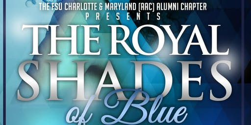 50 Royal Shades of Blue Party