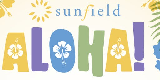 Grand Opening Luau of Sunfield's Lazy River Amenity Center & Model Home Park