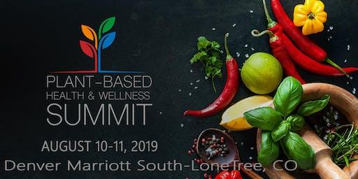 2019 Plant Based Health and Wellness Summit