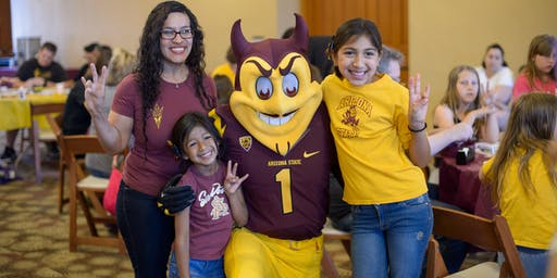 Future Sun Devil Family Day: 2019 ASU Tempe Campus