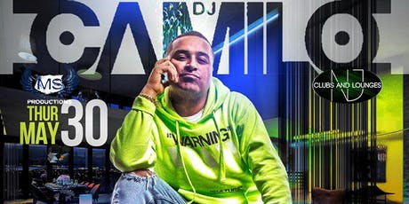 Party at 46 Lounge NJ w DJ Mad, Camilo, & other artists tickets