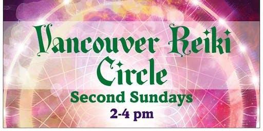 Vancouver Reiki Circle: Second Sundays at Blissed Bodywork