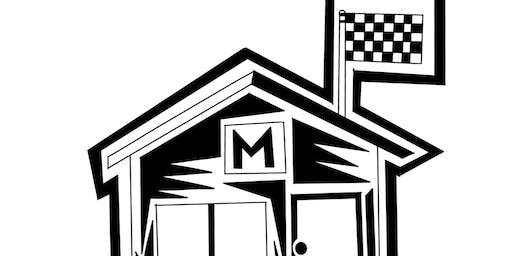 "Raffle & ""Soft"" Event Launch  for The Marathon House Inc."