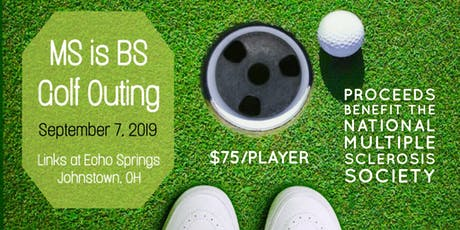 MS is BS 2nd Annual Golf Outing tickets