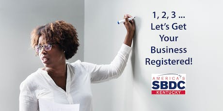 Smart Start! The Clinic - Session 2 - Let's Get Your Business Registered!  tickets