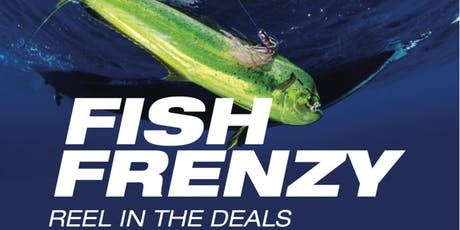 West Marine Virginia Beach Presents Fishing Frenzy tickets
