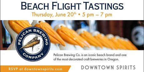 Pelican Brewing Tasting tickets