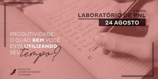 Laboratório de PNL - Produtividade