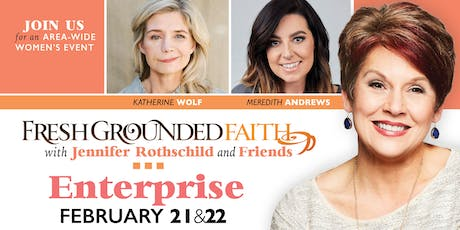 Fresh Grounded Faith - Enterprise, AL - Feb 21-22, 2020 tickets