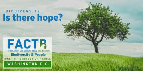 Biodiversity: Is there hope? tickets