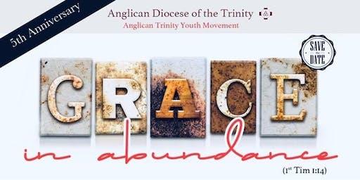 ATYM's 5th Anniversary:Grace in Abundance.