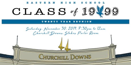 Eastern High School, Class of 1999, 20 Year Reunion tickets
