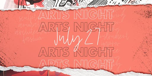 Arts Night 2019