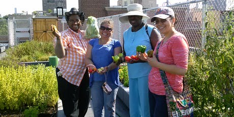 Joy of Vegetables: Where Gardening Meets Nutrition tickets