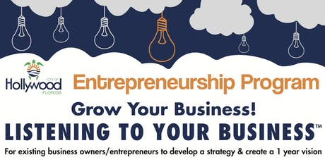 Listening to Your Business Workshop tickets