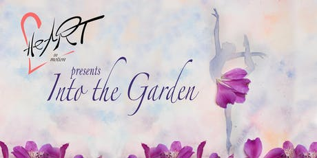 Into the Garden tickets