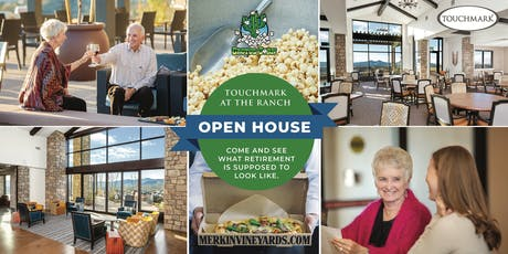 Touchmark at The Ranch Open House tickets