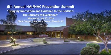 6th Annual HAI/HAC Prevention Summit - Acute Care Day tickets