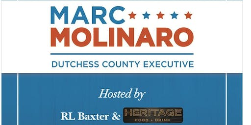 A Night at Heritage for Marc Molinaro
