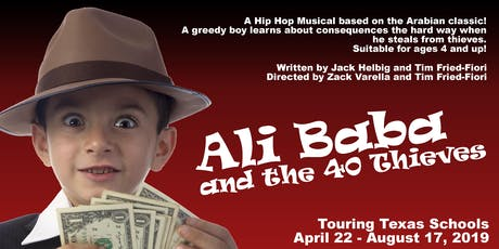 ALI BABA AND THE 40 THIEVES tickets