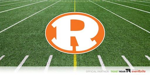 Rockwall vs Arlington Martin Varsity Footbal
