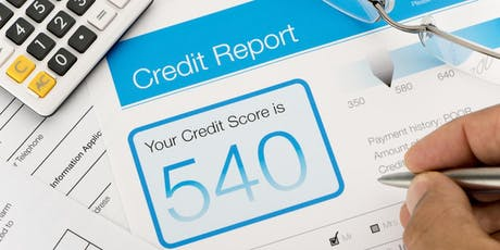 Money Management - Understanding Your Credit Report & Score tickets