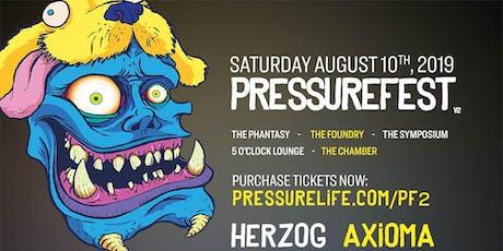 PressureFest v2 tickets