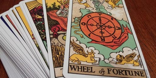 July Tarot Card Reading & Pottery Painting Workshop