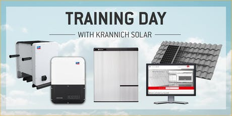 SMA, LG Chem, and Everest Solar Product Training tickets