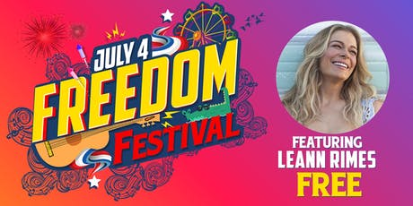 Freedom Festival billets