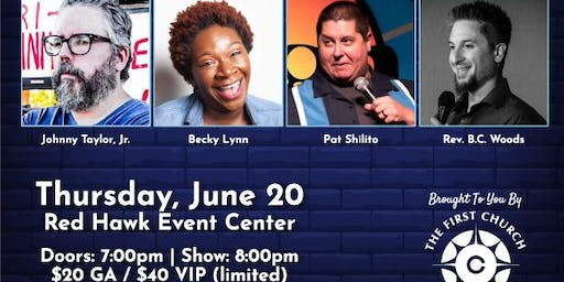 Laugh Out Loud Comedy Show!