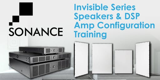Sonance Speaker & DSP Amp Training