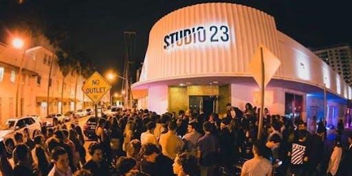 CLUB STUDIO 23 - PARTYBUS + OPEN BAR