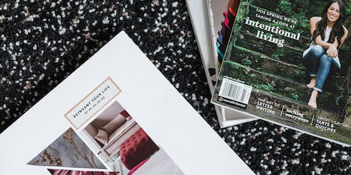 Creative Spark: Vision Board Making to Style Your Brand with Cote Creative