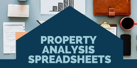 Property Analysis Spreadsheets tickets