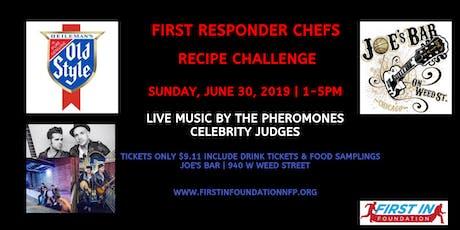 First Responder Chefs Recipe Challenge  tickets