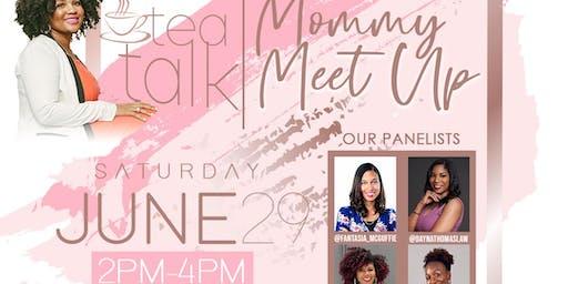 Ashley (of @growingwiththegardners) presents: Tea Talk| Mommy Meet Up