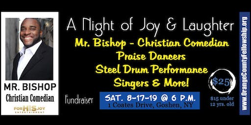 A Night of Joy and Laughter