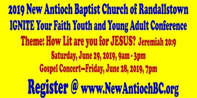 IGNITE Your Faith Youth & Young ***** Conference