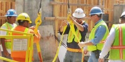 RIGGING & SIGNAL  TRAINING for CONSTRUCTION