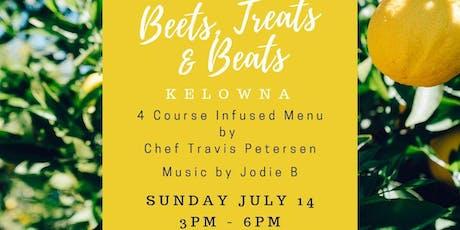 Beets, Treats & Beats tickets