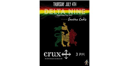 Live Reggae Music at Crux Fermentation 4th of July tickets