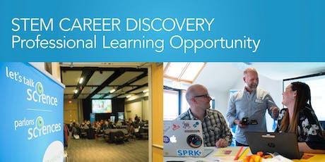 STEM Career Discovery (Winnipeg) tickets