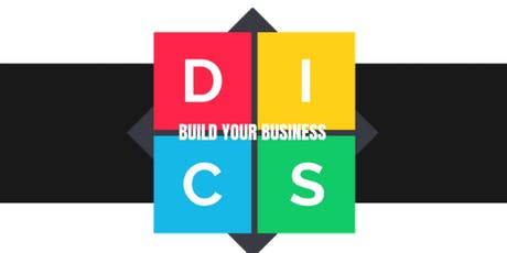 DISC: Build your Business tickets