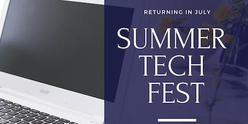 Summer Tech Fest 2019
