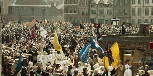 Northern Ontario Theatrical for PETERLOO by Mike Leigh