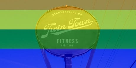 TwinTown Fitness Pride WOD tickets