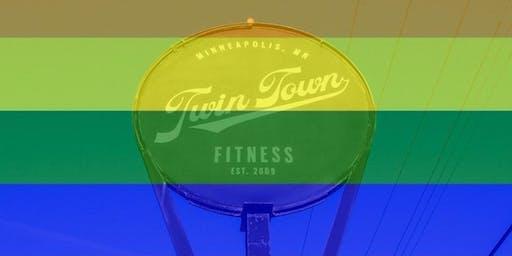 TwinTown Fitness Pride WOD