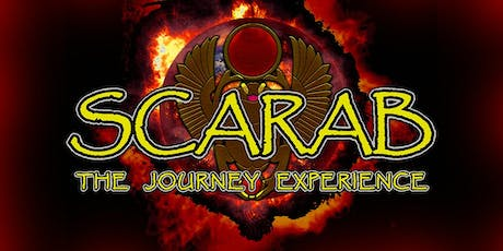 SCARAB - The Journey Experience tickets